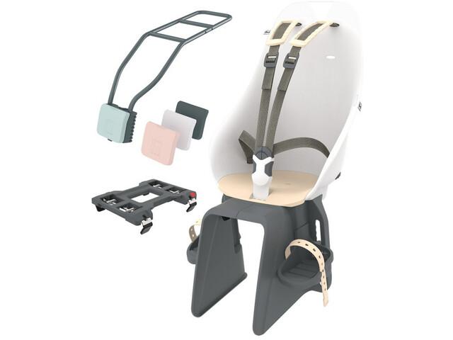 Urban Iki Kindersitz für Sitzrohr shinju white/kinako beige